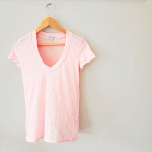 STANDARD JAMES PERSE | Soft pink tee